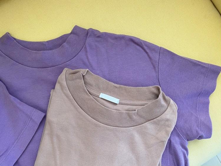【GU】カジュアルからきれいめまで。最強高見えTシャツ_1