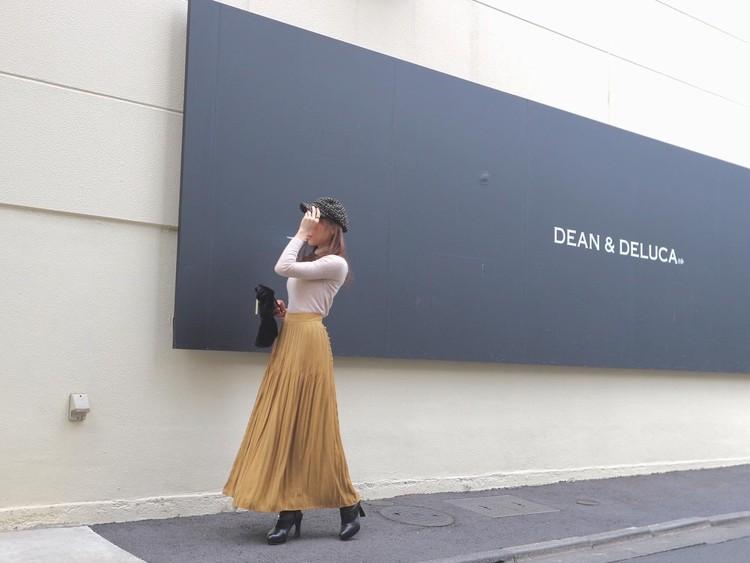今年は着回力のある服を!今買えば春まで着れるスカートを紹介♡_1
