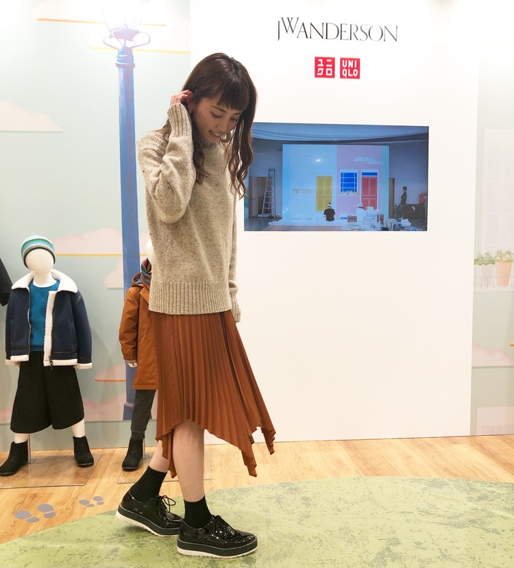 UNIQLO and JW ANDERSON2020年秋冬_5