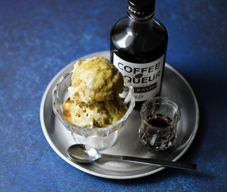 【カルディ】コーヒーリキュール マイルドカルディは、アイスとも相性抜群