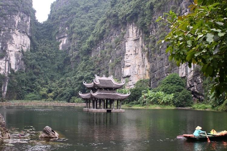 色彩豊かなベトナム旅②【絵画のようなニンビンの絶景】_4