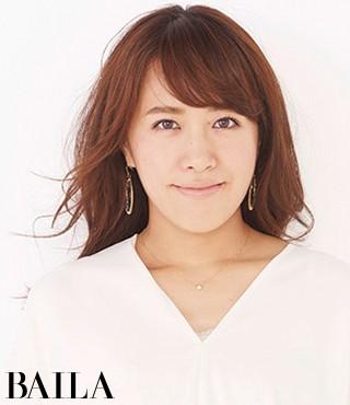 堤 友香さん
