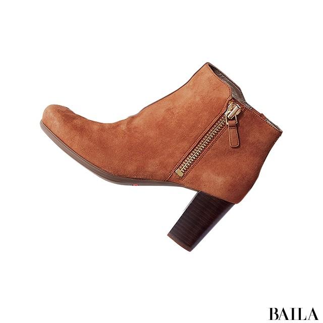 【ブーツ】この秋いちばん使えるから売れてるのはブラウン&太ヒール!_1_6