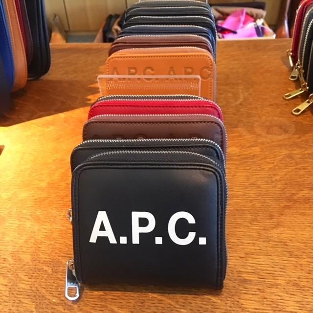 A.P.Cのレザーバッグや小物はデザインも値段も超優秀!_2_8