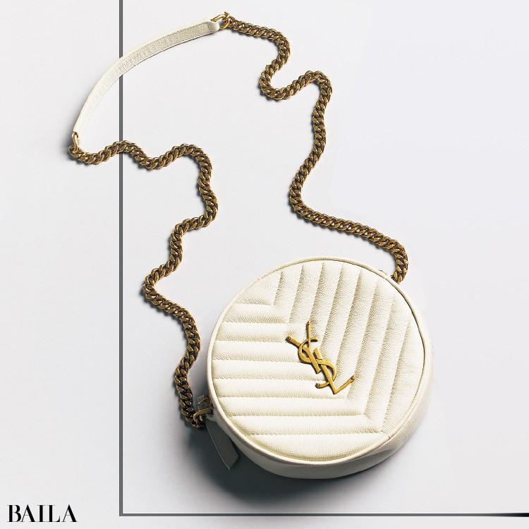 サンローランのバッグ「ヴィニル」