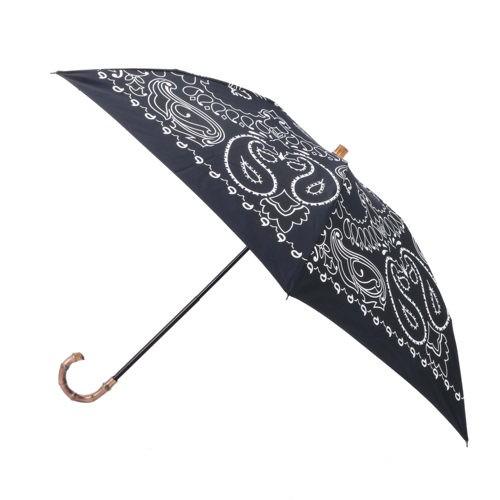 【manipuri】の日傘 黒