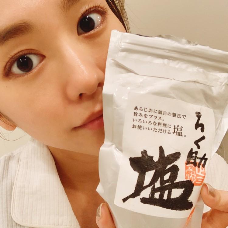 桐谷美玲が愛してやまない調味料&食材