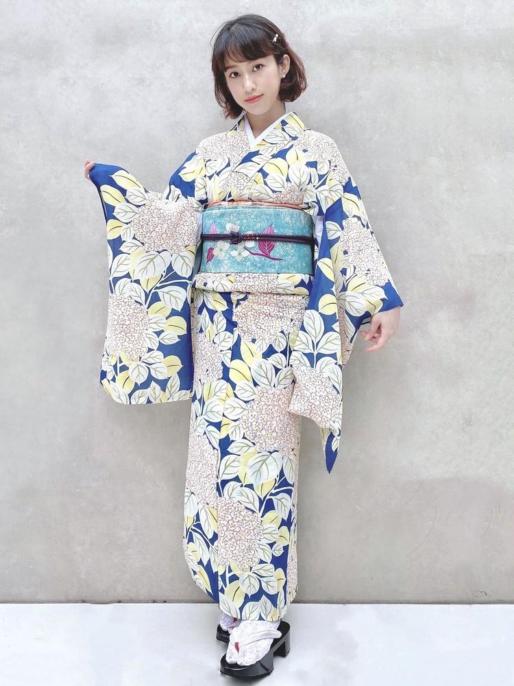 着物に恋して♡東京国立博物館でお着物の歴史に触れて_2