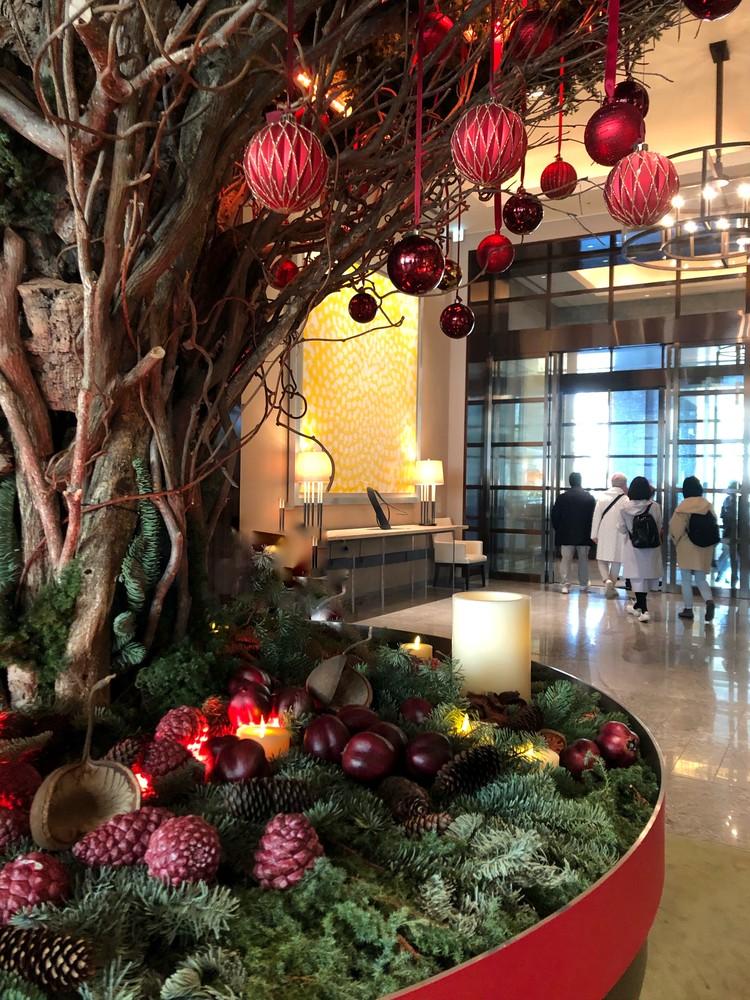【PALACE  HOTEL TOKYO】で休日ランチ_1