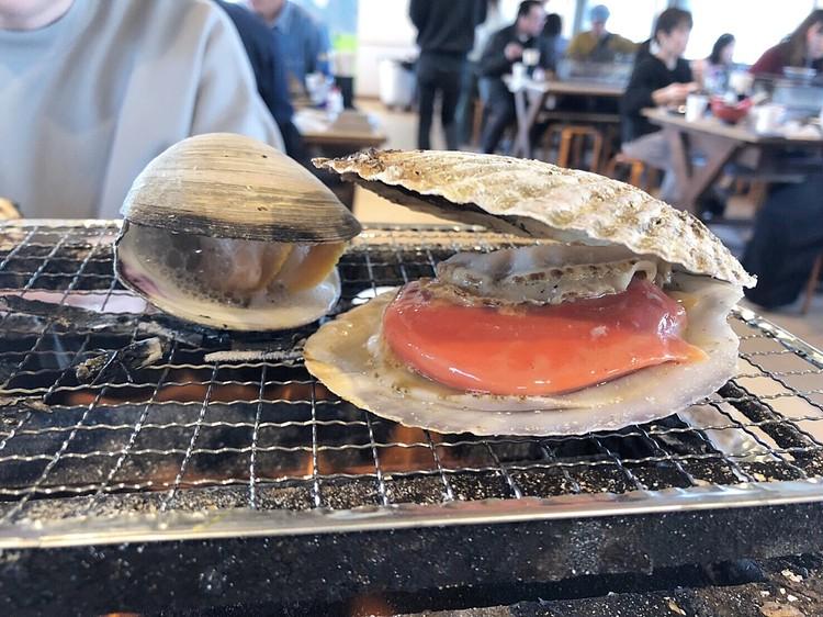 新鮮な海鮮が食べ放題!東京から車で1時間の海鮮浜焼き_6