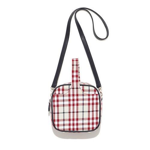 きれいめグレーパンツスタイルは、チェックのバッグで遊び心を♡【2018/6/5のコーデ】_8