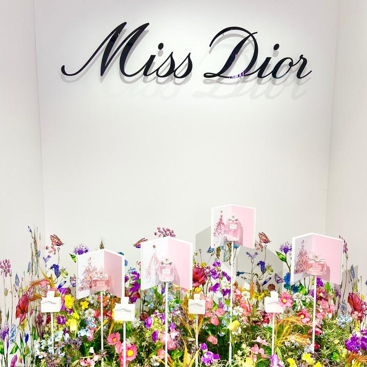 ミスディオール・アートイベント【Miss Dior EXHIBITION】に行ってきました!_4_3
