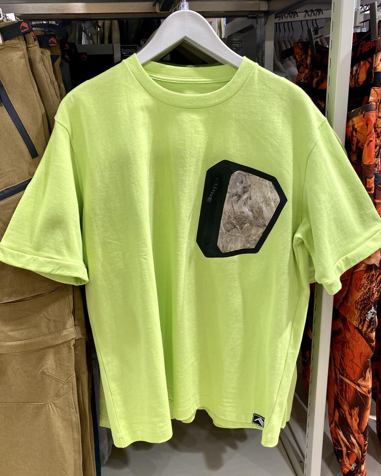 【ワークマン(WORKMAN)】2021年春夏レディース向けおすすめ新作12種26選を「 #ワークマン女子 東京ソラマチ店」でスクープ ポケットつきTシャツ