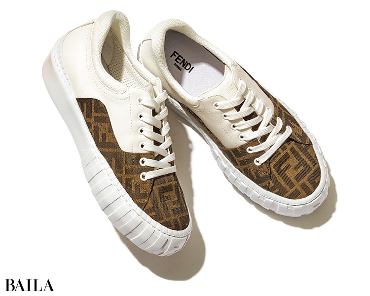 フェンディの靴「FENDI FORCE」