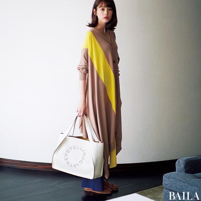 画像一覧 桐谷美玲が恋した、ステディブランドの新作バッグ&シューズ9選_1_1