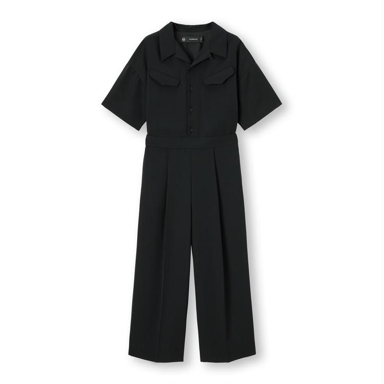 ジャンプスーツ(5分袖)UNDERCOVER¥2990/ジーユー(ジーユー×アンダーカバー)