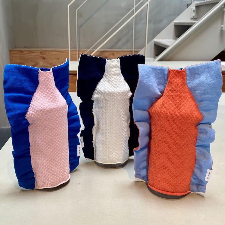 【エディターのおうち私物#107】空きペットボトルがおしゃれ花瓶に変身♡ 「SILHOUETTE(シルエット)」のニット花瓶カバー_6