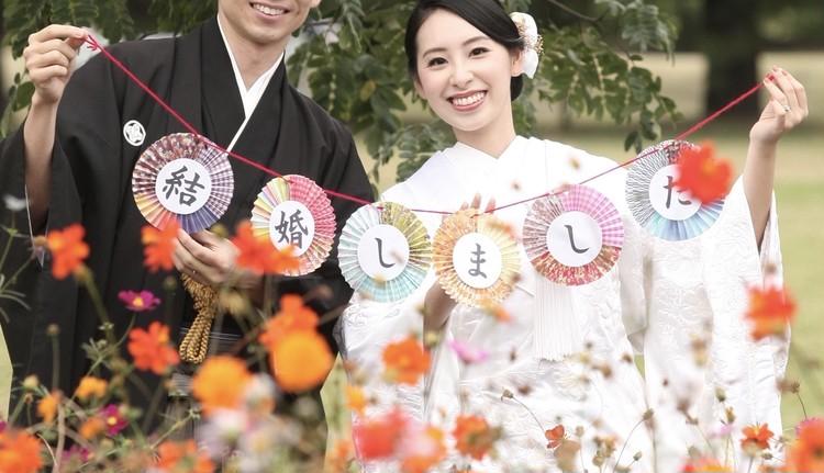 【wedding】和装前撮りレポ〜都内ロケーションフォト〜_7
