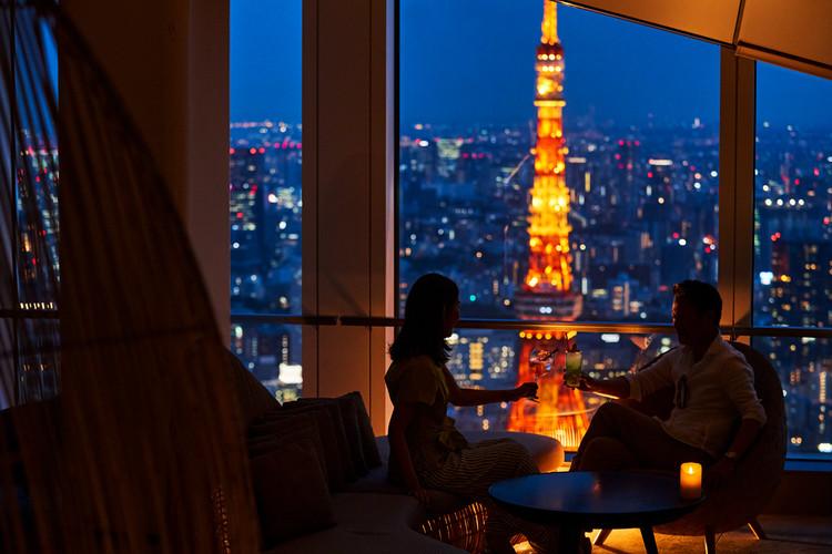 アンダーズ 東京から見た夜景