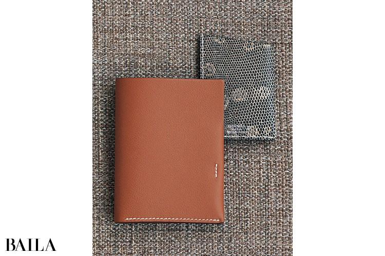 エルメスの財布「シタデル」