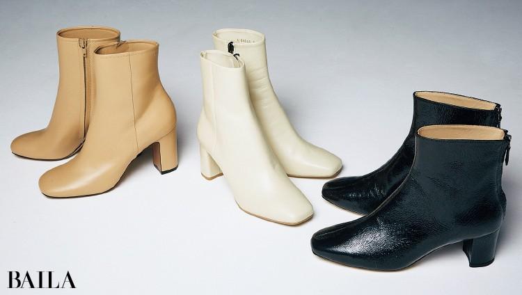 ファビオ ルスコーニの靴、ダイアナの靴、ペリーコの靴