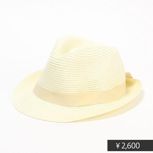 今年の帽子選びは「真っ白&つば広」がキーワード_8