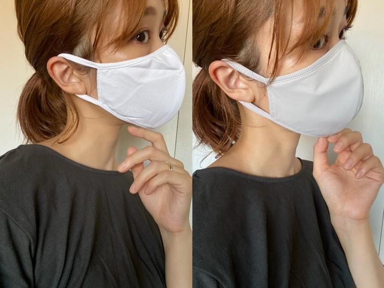 【UNIQLO】進化したエアリズムマスクはここがすごい!新旧比較してみました。_9