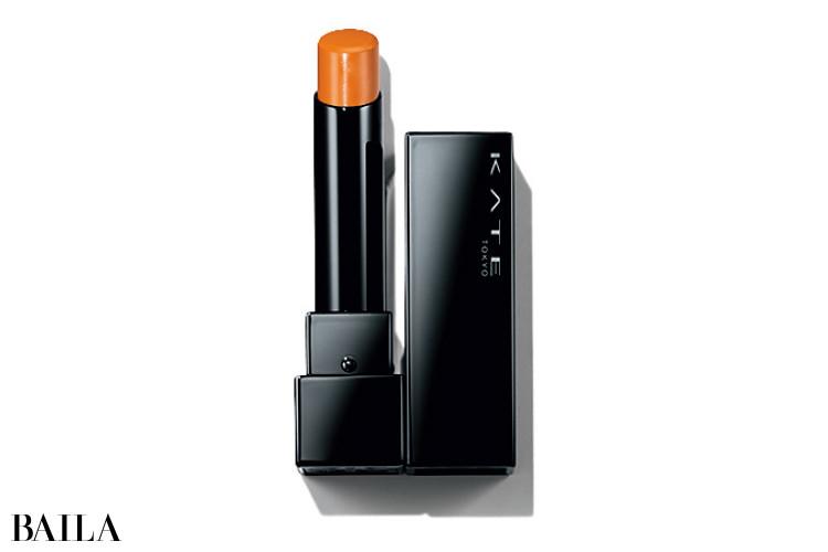 ケイト リップカラーコントロールベース EX- 1 ¥132(0 編集部調べ)/カネボウ化粧品(5/1発売)