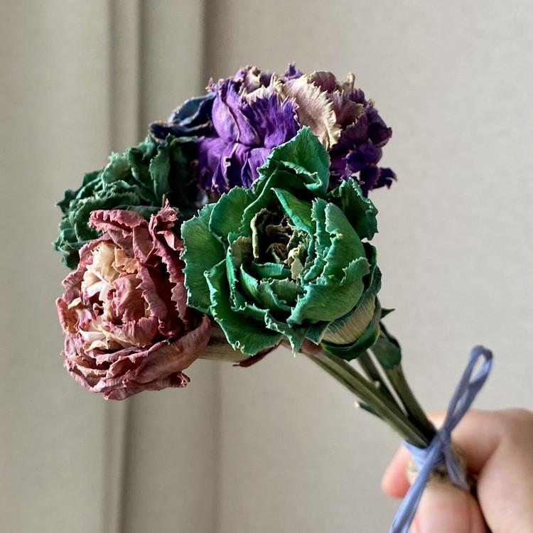 【エディターのおうち私物#10】お花を飾る→ドライフラワー→ギフトに! コロナ自粛疲れをトリプルで癒すフラワーパワー♡_11