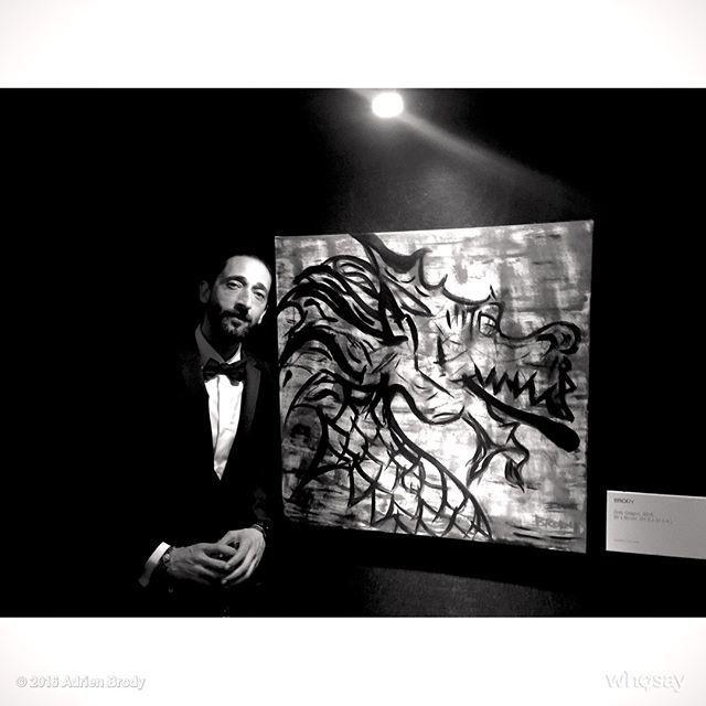 僕はエイドリアン・ブロディ。絵を描いているんだよ。_1
