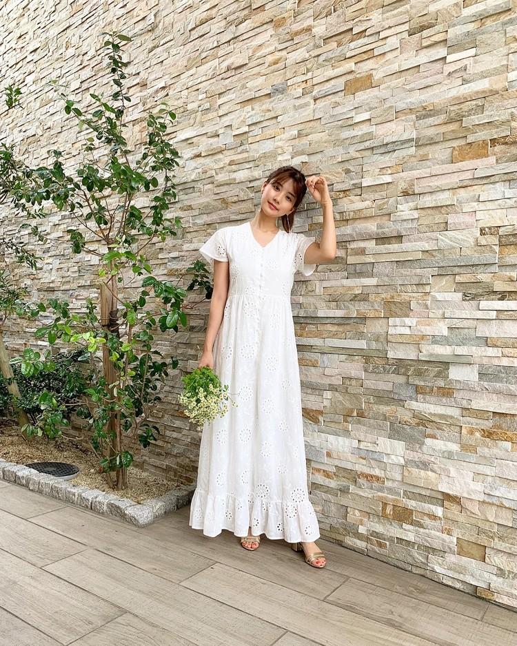 【低身長さんおすすめ】夏のワンピコーデ_1