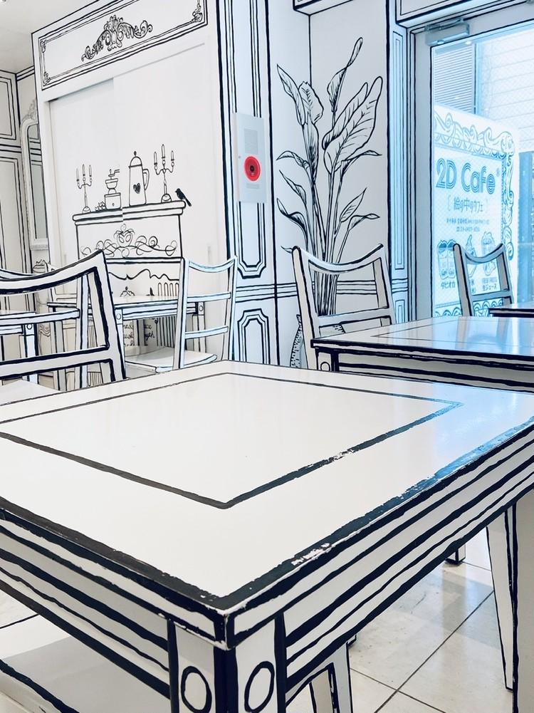 "【SNSで話題の2次元カフェ】まるで""絵本の世界""なインスタ映えでティータイム_3"