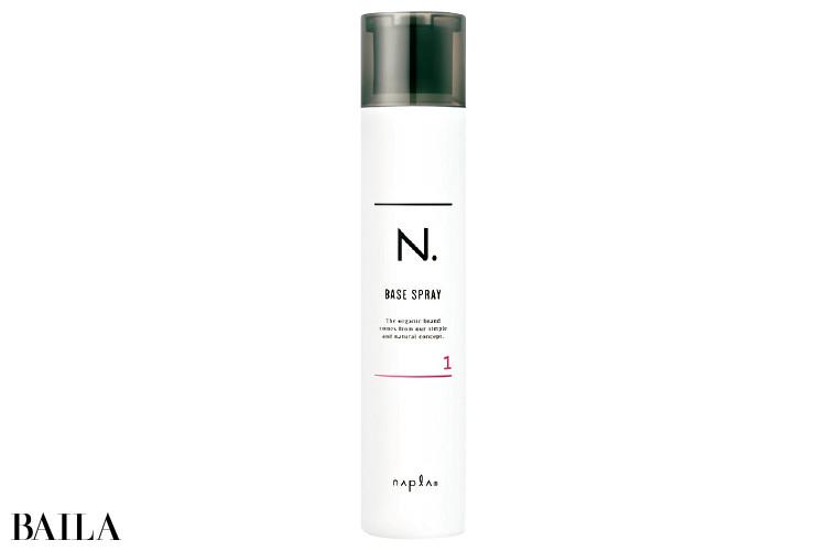 ナプラ N. ベースヘアスプレー 1