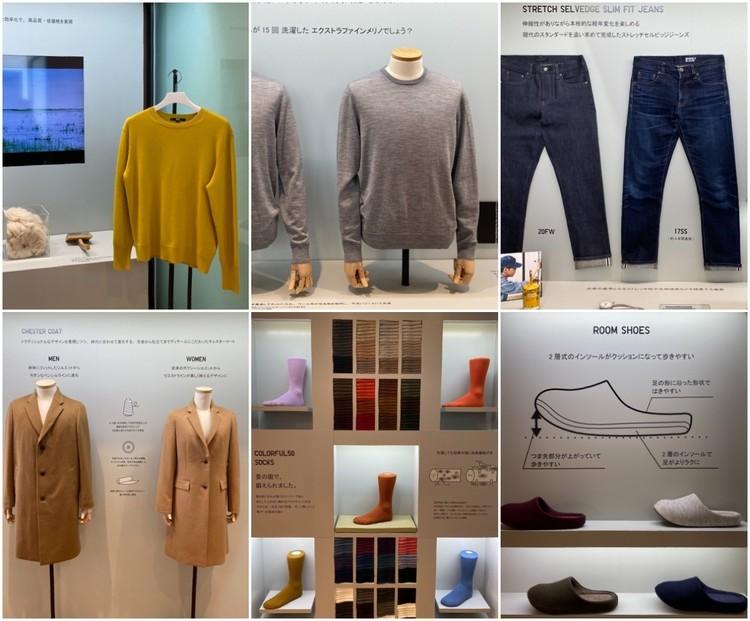 【画像】展示会速報!ユニクロの2020秋冬新作アイテムをチェック_11