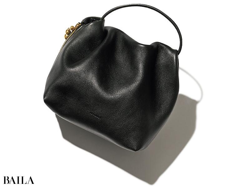 ジル サンダーのバッグ「CRUSH SMALL」