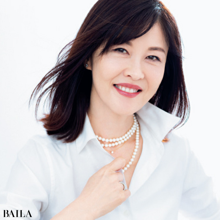 美容ジャーナリスト安倍佐和子さん