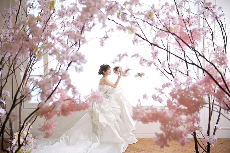 《WeddingPhoto》韓国気分でウェディング撮影を♡_1