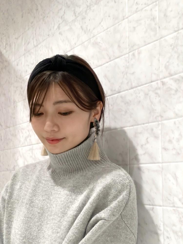 【H&M】タートルニットで着回しコーデ♡_4
