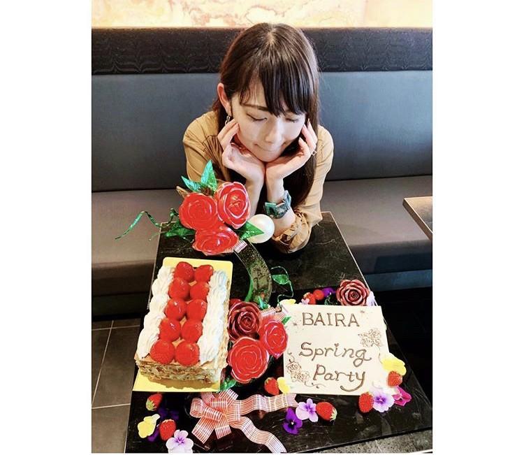 【バイラーズ女子会】GINZA SIXでオシャレアフタヌーンティー♡_9