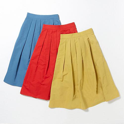 今週も乗り切るために♡ 着やせ&美女感UPの【きれい色スカート】スタイル5_7