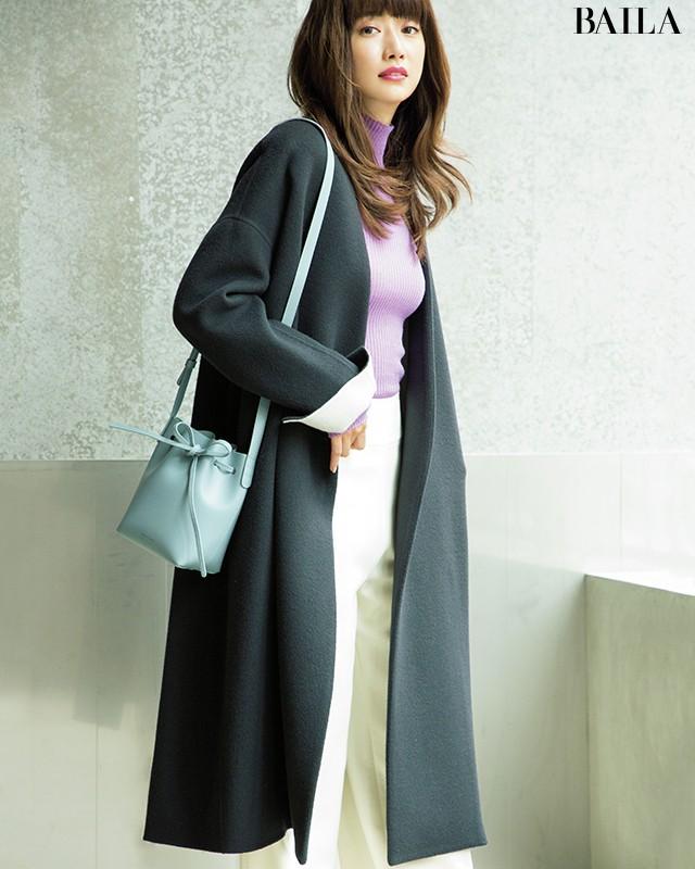 素敵なブランドの普通のコート7選【#5年先も着られるコート】_1_2