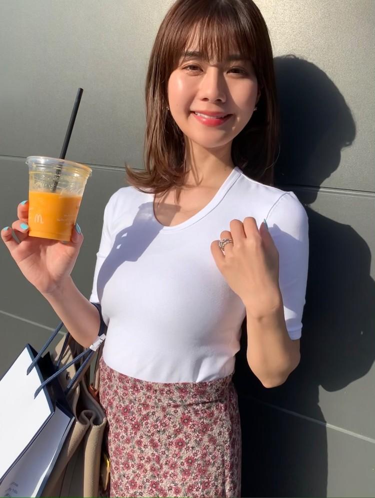 【UNIQLO U¥1,000円Tシャツコーデ】_2