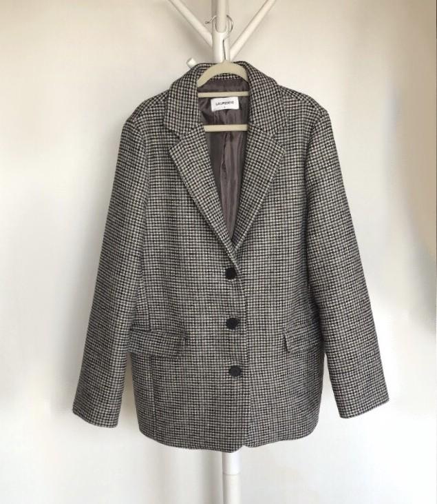 韓国通販サイト【Laurenhi】の真冬でも着れるジャケット!_1