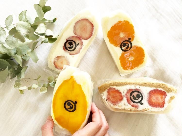 【私のパン活】愛知で大人気のフルーツサンドが中目黒に上陸!!_5