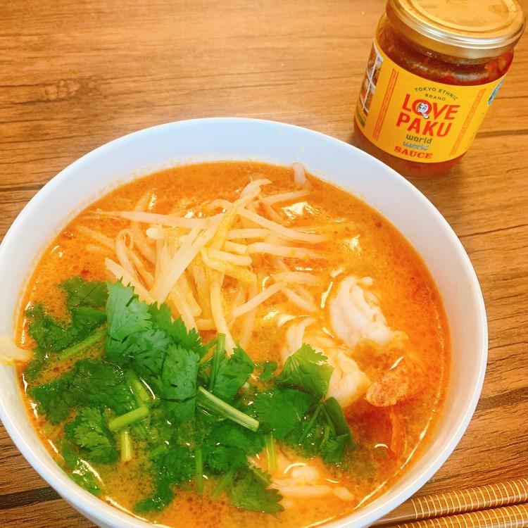 エスニック好き注目のソース『ラブパク』で簡単タイ料理に挑戦_2