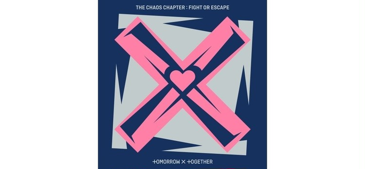 TOMORROW X TOGETHER(TXT)の「The Chaos Chapter: FIGHT OR ESCAPE」
