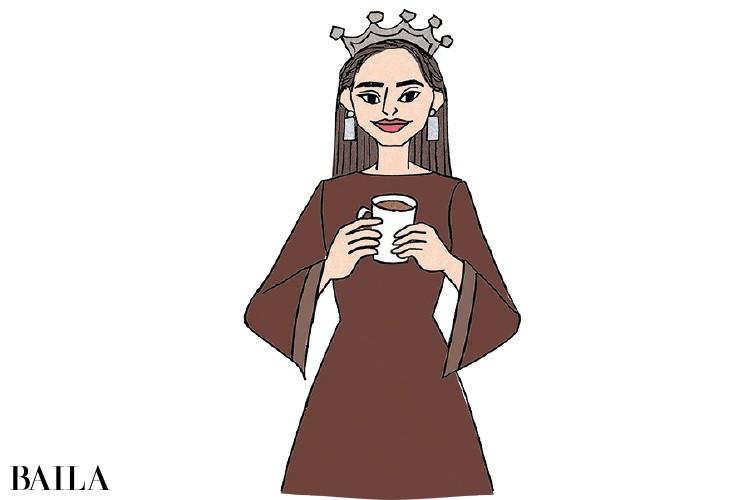 ココアブラウン姫