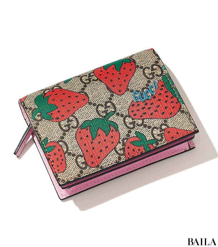 この秋、ミニ財布に買い替え♡ 毎日使う財布は憧れブランドが気分_1_1