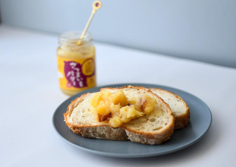 【カルディ】香川県産坂出金時いも使用 さつまいもバターのおすすめの食べ方