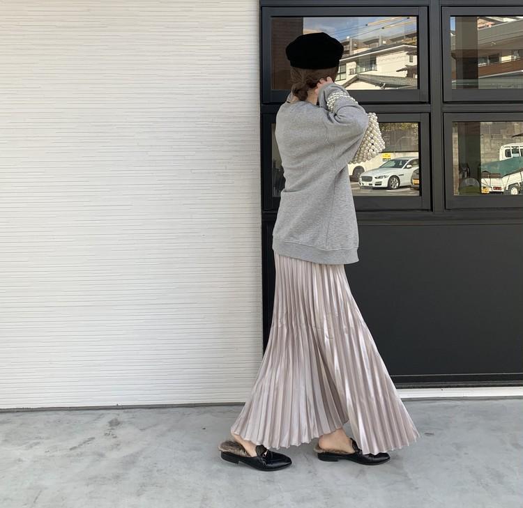 【購入品】春にマスト。fifthのプリーツスカート_2